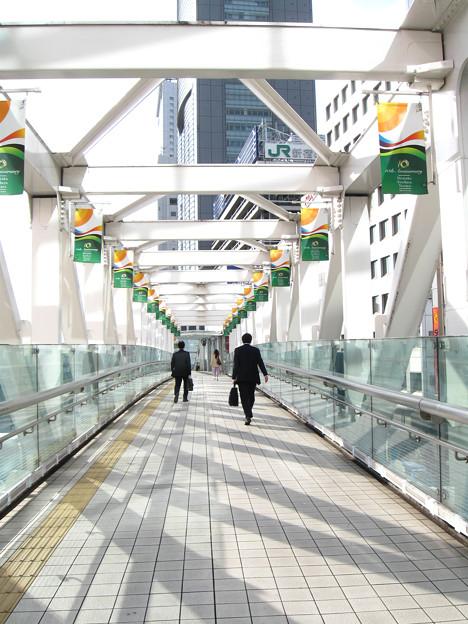 新宿。朝の光。四題。2008_1104_pwsA590is_IMG_0606
