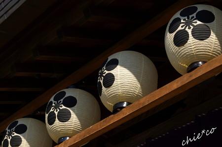 梅鉢紋・・