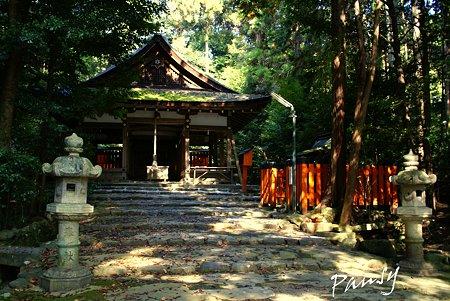 太田神社にて・・2