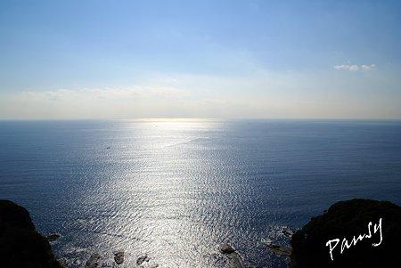 冬の海・・