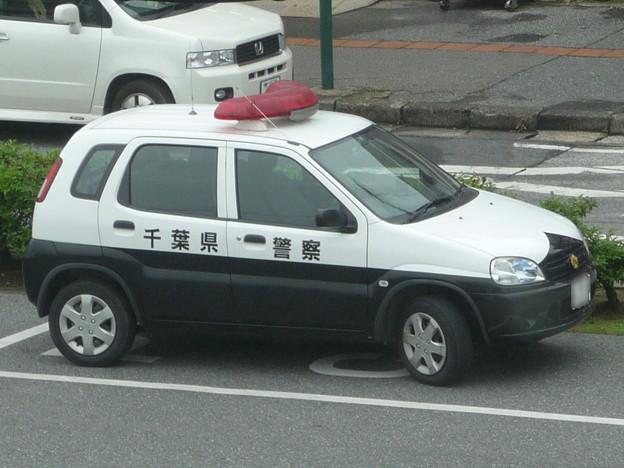 千葉県警察 スズキ・スイフト