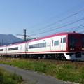 写真: 長野電鉄 2100系電車