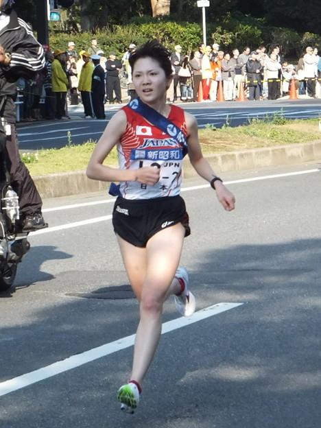 陸上日本代表 西原加純選手