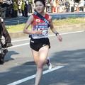 写真: 陸上日本代表 西原加純選手