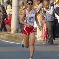 Photos: 女子陸上 鍋島莉奈選手