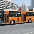 Photos: 岡山電気軌道 三菱ふそうエアロスター