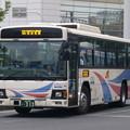 写真: ちばフラワーバス 日野ブルーリボン2