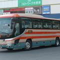 写真: 小湊鐵道 いすゞガーラ