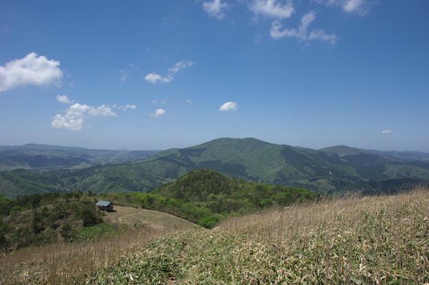 初夏の西中国山地(2)