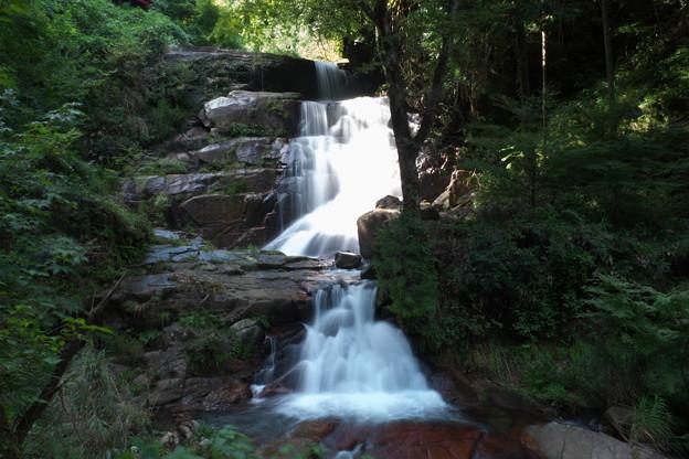 芸北の風景(深山の滝)