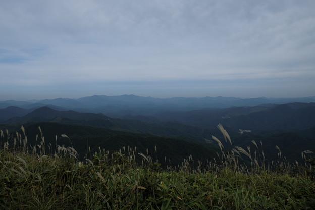 芸北の山なみ(1)