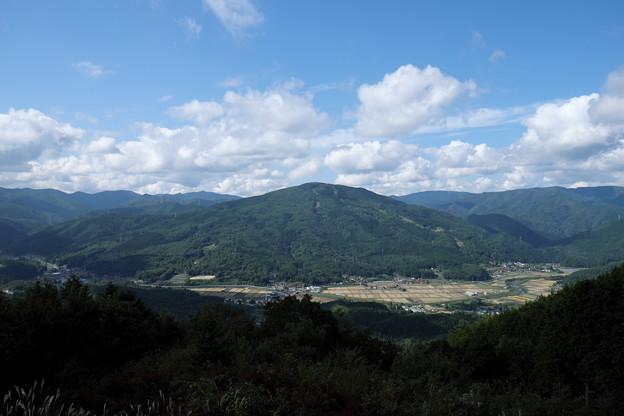 芸北の山なみ(6)