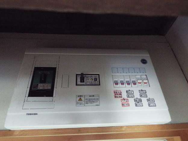Photos: 電気改善工事配電盤SW一覧1708110035