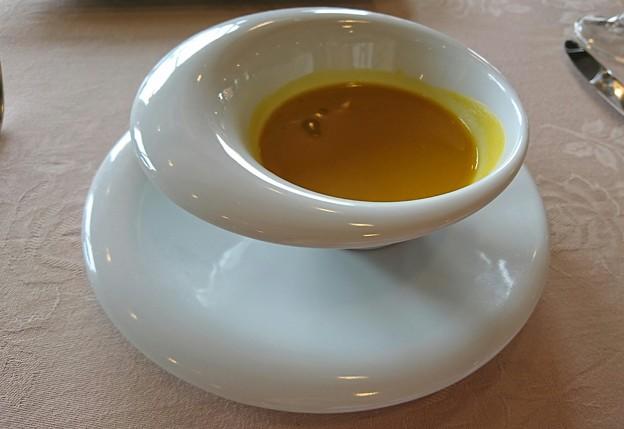 Photos: カボチャのスープ