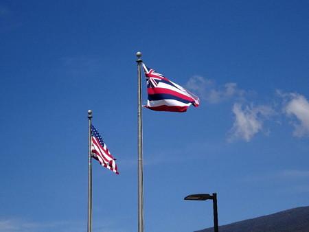 171002-03ハワイ州旗