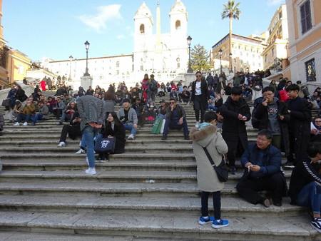 180113スペイン広場