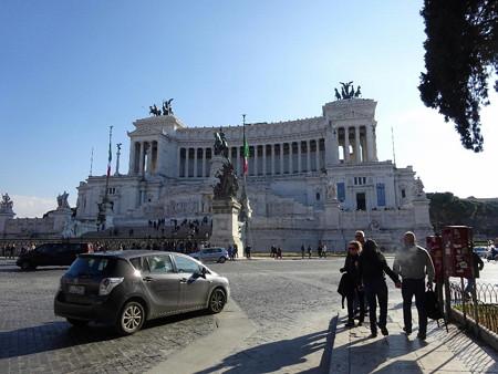 180113-15ヴィットーリオ・エマヌエーレ2世記念堂