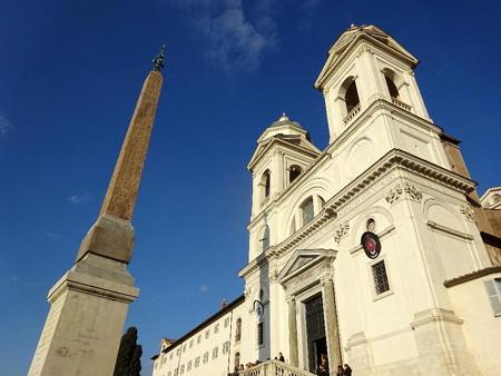180113-33トリニタ・デイ・モンティ教会