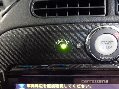ランエボ5 埼玉県 ワイヤータイプクルーズコントロール取付 LED