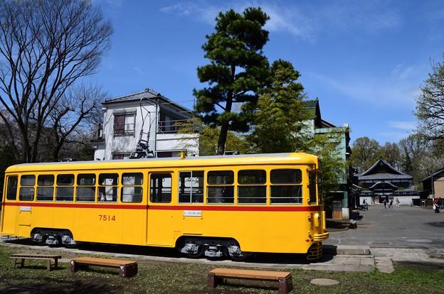 東京都交通局7500形電車7514号