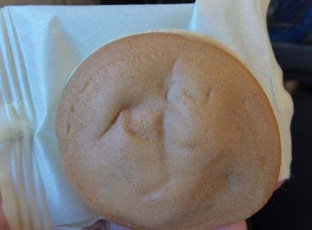 満月の「阿闍梨餅」