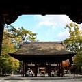 写真: 豊国神社