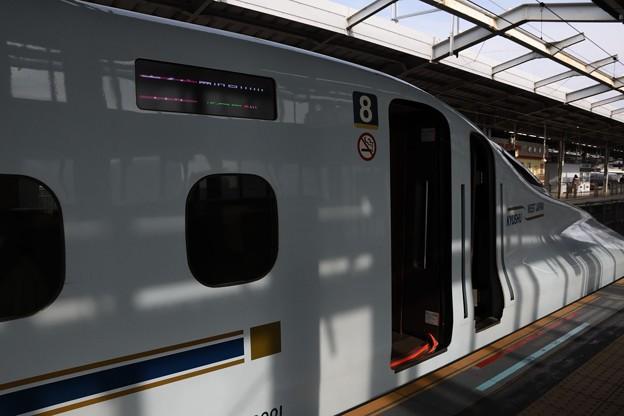 九州新幹線「さくら」