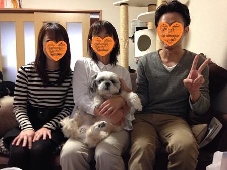 ゆらの家族