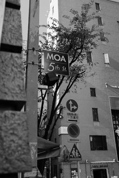 海外風街角(失敗)