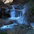 写真: '14紅葉狩 七ツ釜五段の滝