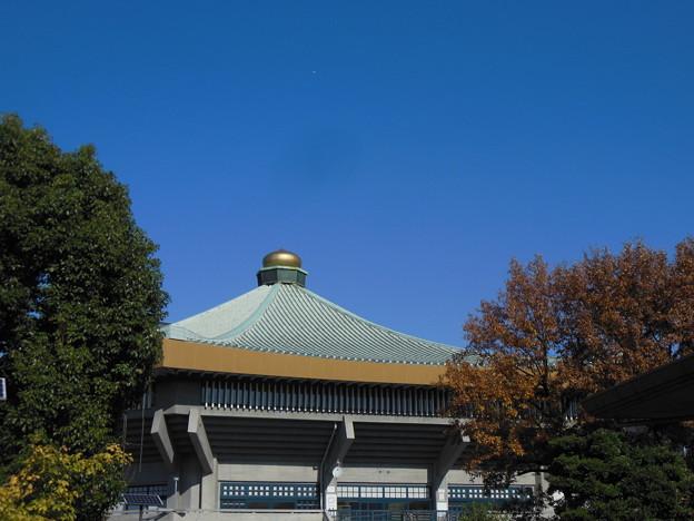 写真: 武道館