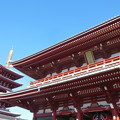 Photos: 浅草寺と五重塔