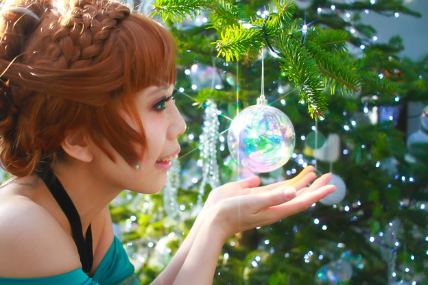 写真: Princess Anna of Arendelle 2