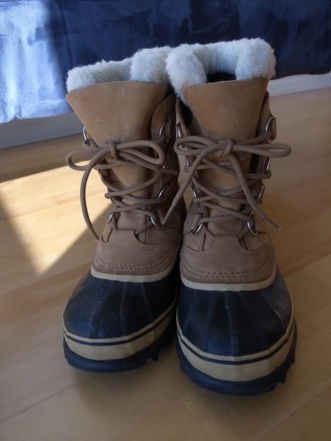 12.女性用SORELブーツ(24cm)