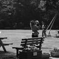 Photos: 休日の朝の公園は