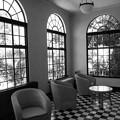 チェス盤模様の空間
