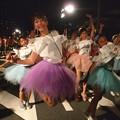 写真: わくわく祭りの舞 *b
