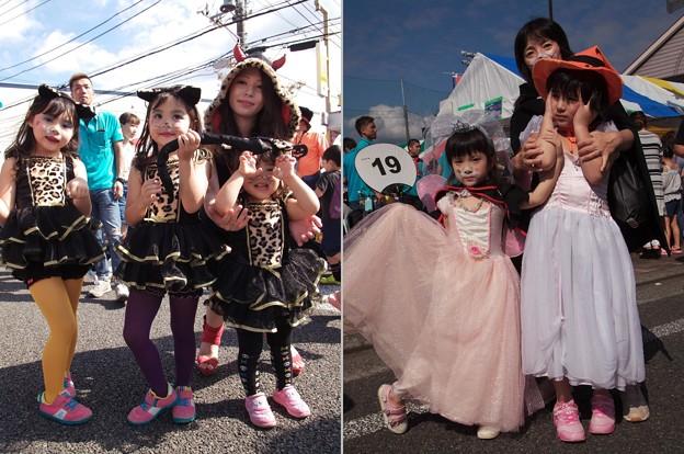 ハロウィン仮装パレード *c