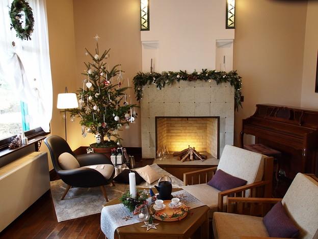 エリスマン邸のクリスマス *e