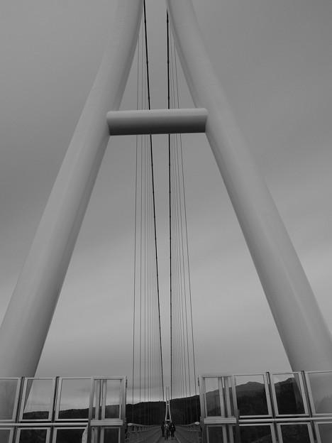 写真: Mishima SkyWalk 400m *a
