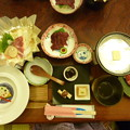 Photos: 湯野上温泉 紫泉 夕食