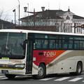 東武バス日光 9699号車