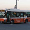 東武バス 2855号車