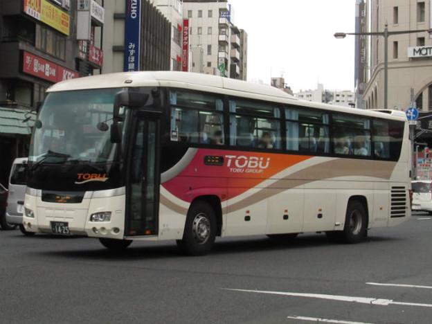 【東武バス】 2718号車