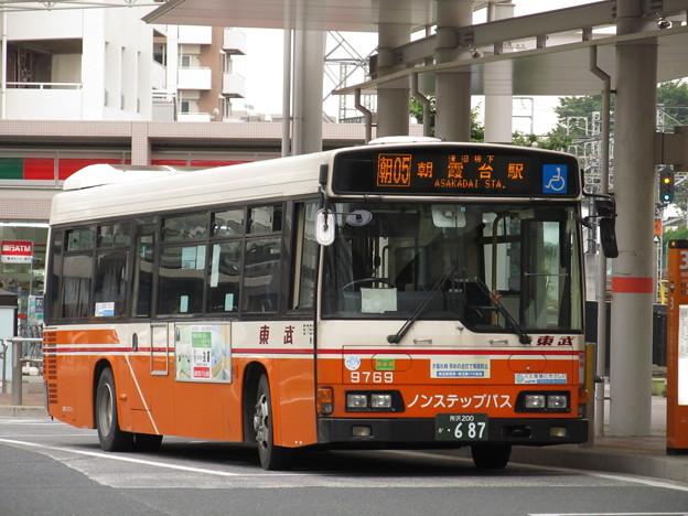【東武バス】 9769号車