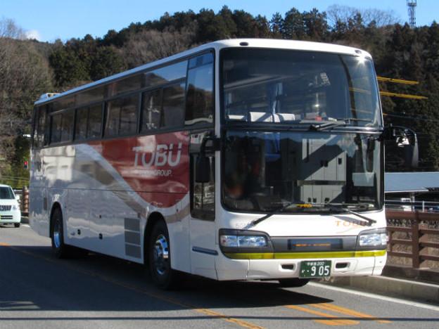 【東武バス日光】5062号車