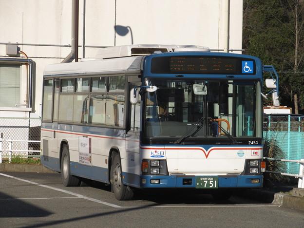 【京成バス】2453号車
