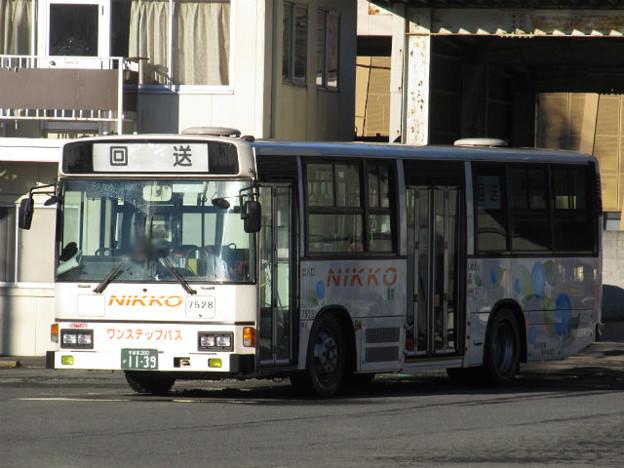 【日光交通】 7528号車