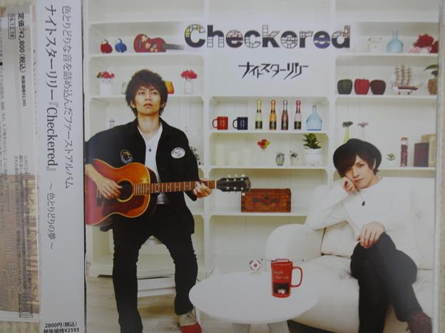 Checkered・・