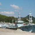 写真: 港の風景(11)H29,9,24